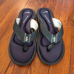 Nike Shoes - Nike Comfort Footbed Flip Flop Sandals Women's 9